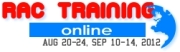 Online RAC training